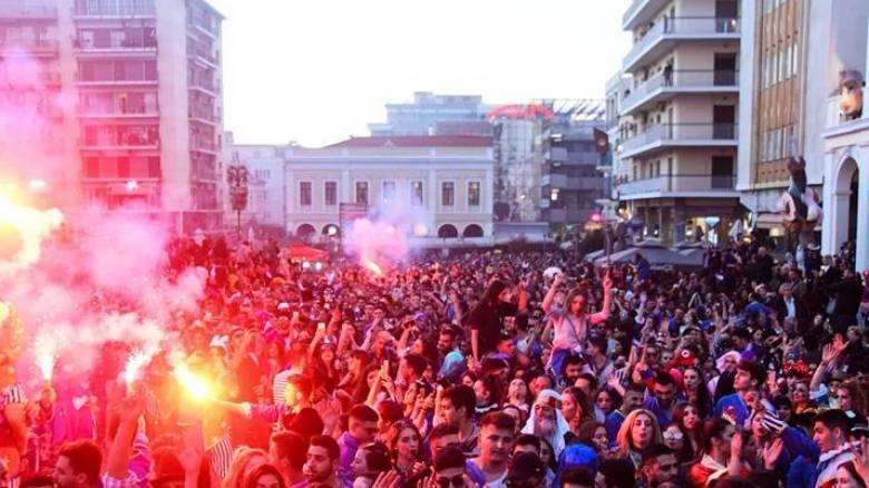 Καρναβάλι Πάτρας: Περισσότεροι από 130 μεθυσμένοι μεταφέρθηκαν στα νοσοκομεία