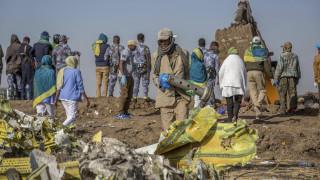 Ethiopian Airlines: Εικόνες ολέθρου στο σημείο της συντριβής