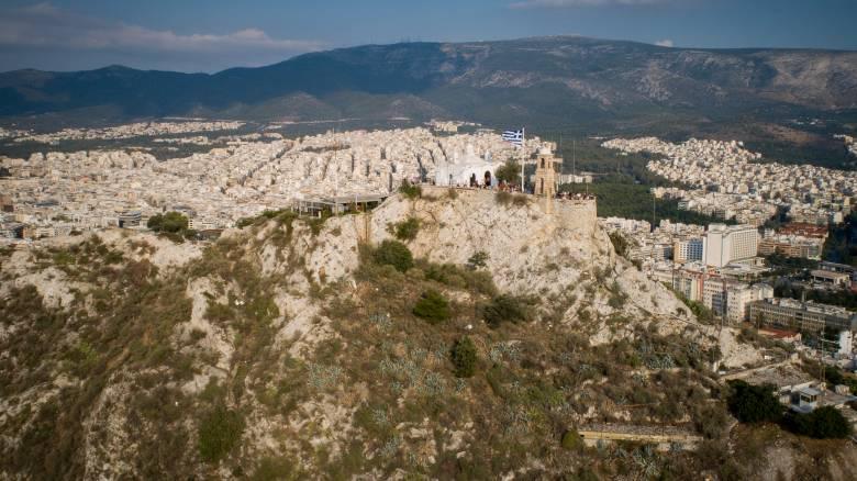 The Telegraph: Η Αθήνα αλλάζει όψη με την αποκάλυψη του Ιλισού