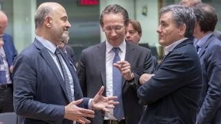 Δεν έδωσε το «πράσινο φως» για τη δόση το Eurogroup