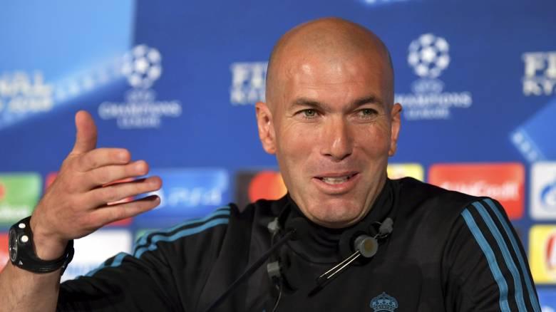 Ο Ζινεντίν Ζιντάν νέος προπονητής της Ρεάλ Μαδρίτης