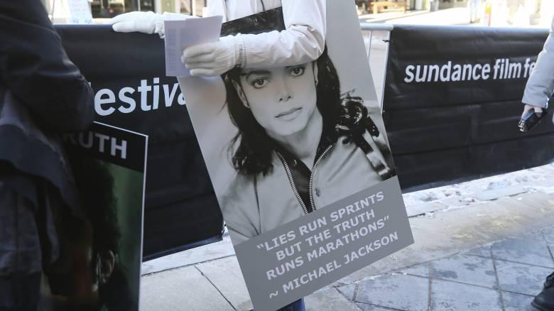 Οι οπαδοί του Μάικλ Τζάκσον «αντεπιτίθενται»: Καμπάνια στα λεωφορεία του Λονδίνου