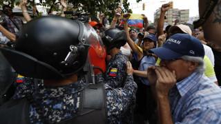 Σε κατάσταση συναγερμού η Βενεζουέλα
