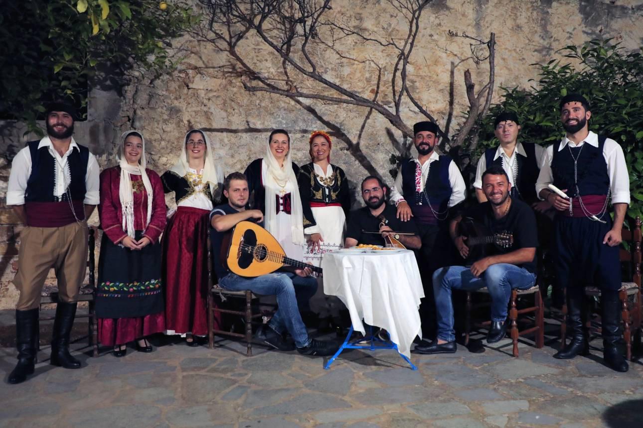 Λύκειο των Ελληνίδων: Η «καρδιά» της παράδοσης χτυπά στο Ρέθυμνο