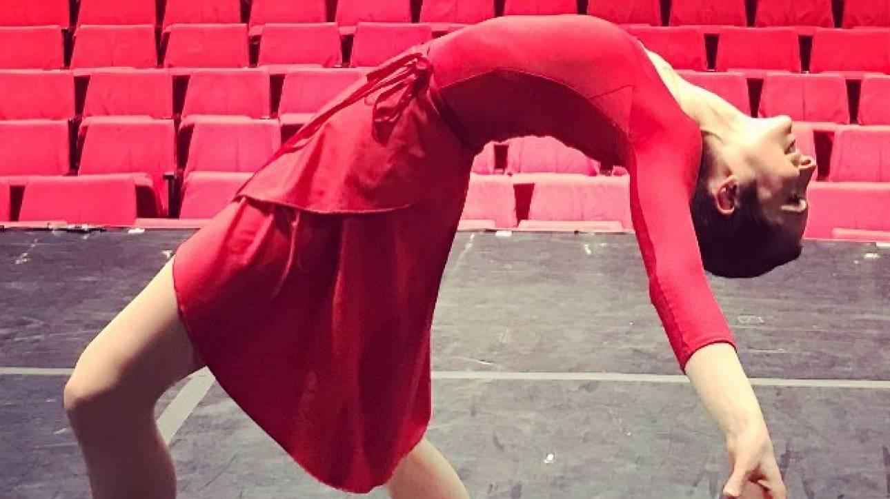 Κάθριν Ρέφορντ: Μια γενναία χορεύτρια που παλεύει με τον καρκίνο στον εγκέφαλο
