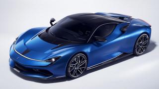 Το Pininfarina Battista αφήνει πίσω του την Bugatti Chiron