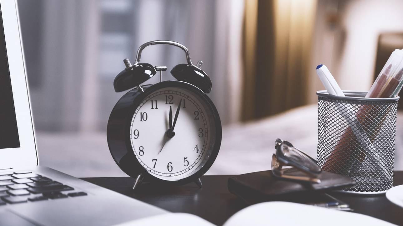 Αλλαγή ώρας 2019: Πότε γυρνάμε τα ρολόγια μας μπροστά