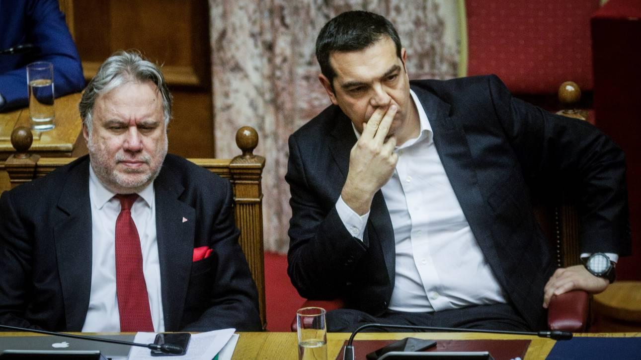 Κατρούγκαλος: Μέχρι το Πάσχα στη Βουλή οι γερμανικές αποζημιώσεις