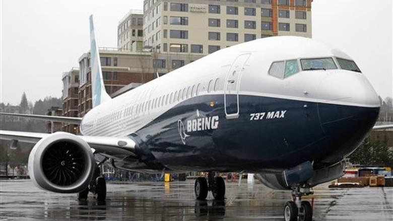 Απαγόρευση πτήσεων για τα Boeing 737 Max σε όλη την Ευρώπη