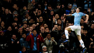 Champions League: Η Σίτι «διέλυσε» με 7-0 την Σάλκε
