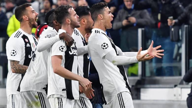 Γιουβέντους - Ατλέτικο Μαδρίτης 3-0: Στα προημιτελικά με την «υπογραφή» Ρονάλντο