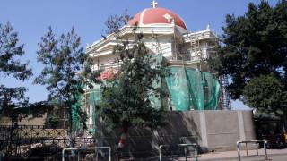 Στην τελική ευθεία η ανακαίνιση του ιερού ναού των Αγίων Κωνσταντίνου και Ελένης στο Κάιρο