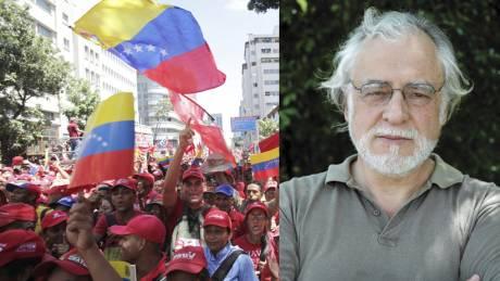Οσβάλντο Κοτζιόλα: Αν υπάρξει σύρραξη στη Βενεζουέλα το πρώτο θύμα θα είναι η Ευρώπη