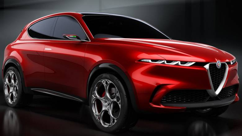 Αυτοκίνητο: Το νέο, μικρό SUV Tonale, είναι μια από τις ελπίδες της Alfa Romeo