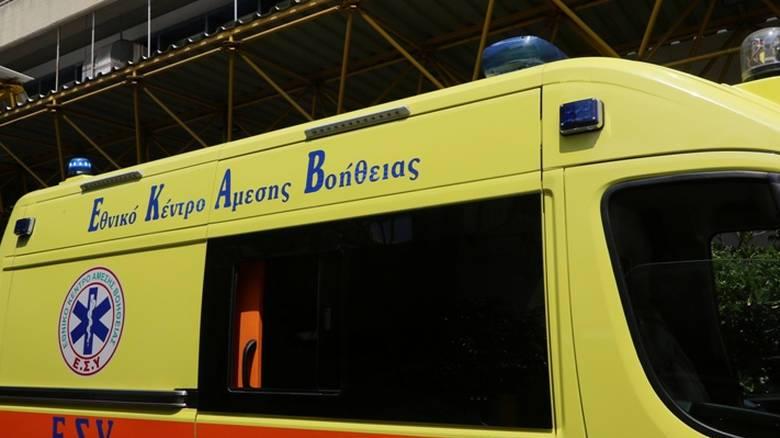 Κρήτη: Σταθερή η κατάσταση της 47χρονης που έπεσε στον γκρεμό με τα δύο παιδιά της