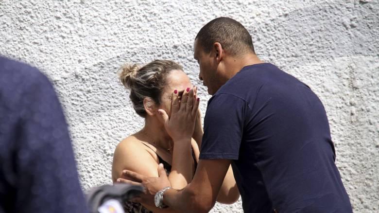 Πυροβολισμοί σε σχολείο της Βραζιλίας με νεκρούς