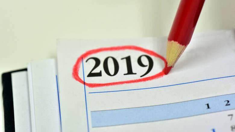 Πάσχα 2019: Πότε πέφτει φέτος - Δείτε όλα τα τριήμερα του έτους