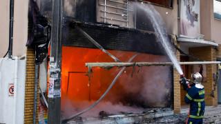 Πυρκαγιά σε κατάστημα παιχνιδιών στο Χαλάνδρι