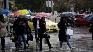 Καιρός: Πού αναμένονται βροχές και καταιγίδες την Πέμπτη