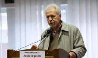 Πέθανε ο αγωνιστής και διανοούμενος της Αριστεράς Ανέστης Ταρπάγκος