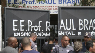 Μακελειό στη Βραζιλία: Αυξήθηκαν οι νεκροί από τους πυροβολισμούς σε δημοτικό σχολείο