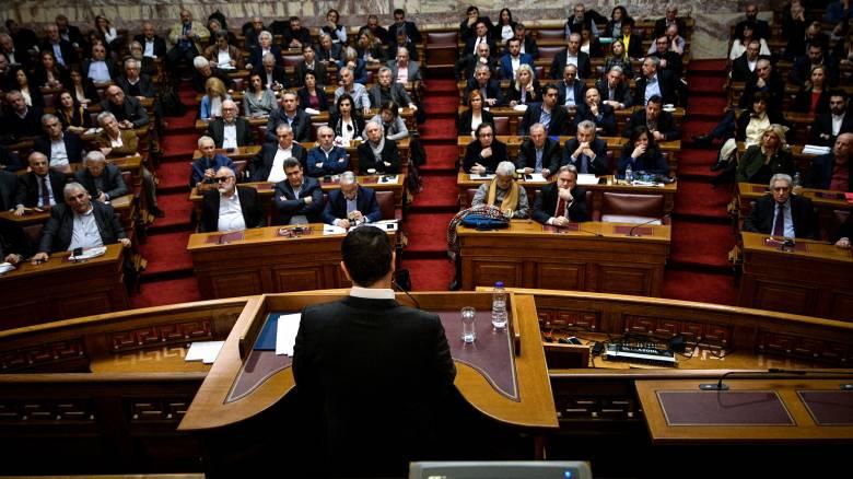 Υψηλοί τόνοι και αντεγκλήσεις στην κοινοβουλευτική ομάδα του ΣΥΡΙΖΑ