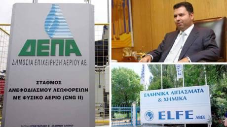 Υπόθεση ΔΕΠΑ - ELFE: Ανοίγουν οι λογαριασμοί Πετσίτη, Λαυρεντιάδη και Κιτσάκου