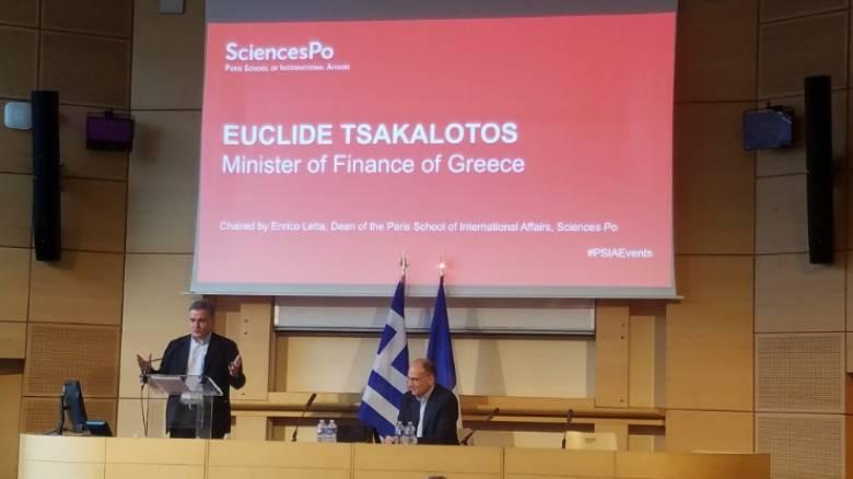 Τσακαλώτος: Θα επιστρέψουμε στην Ευρώπη για το θέμα του χρέους