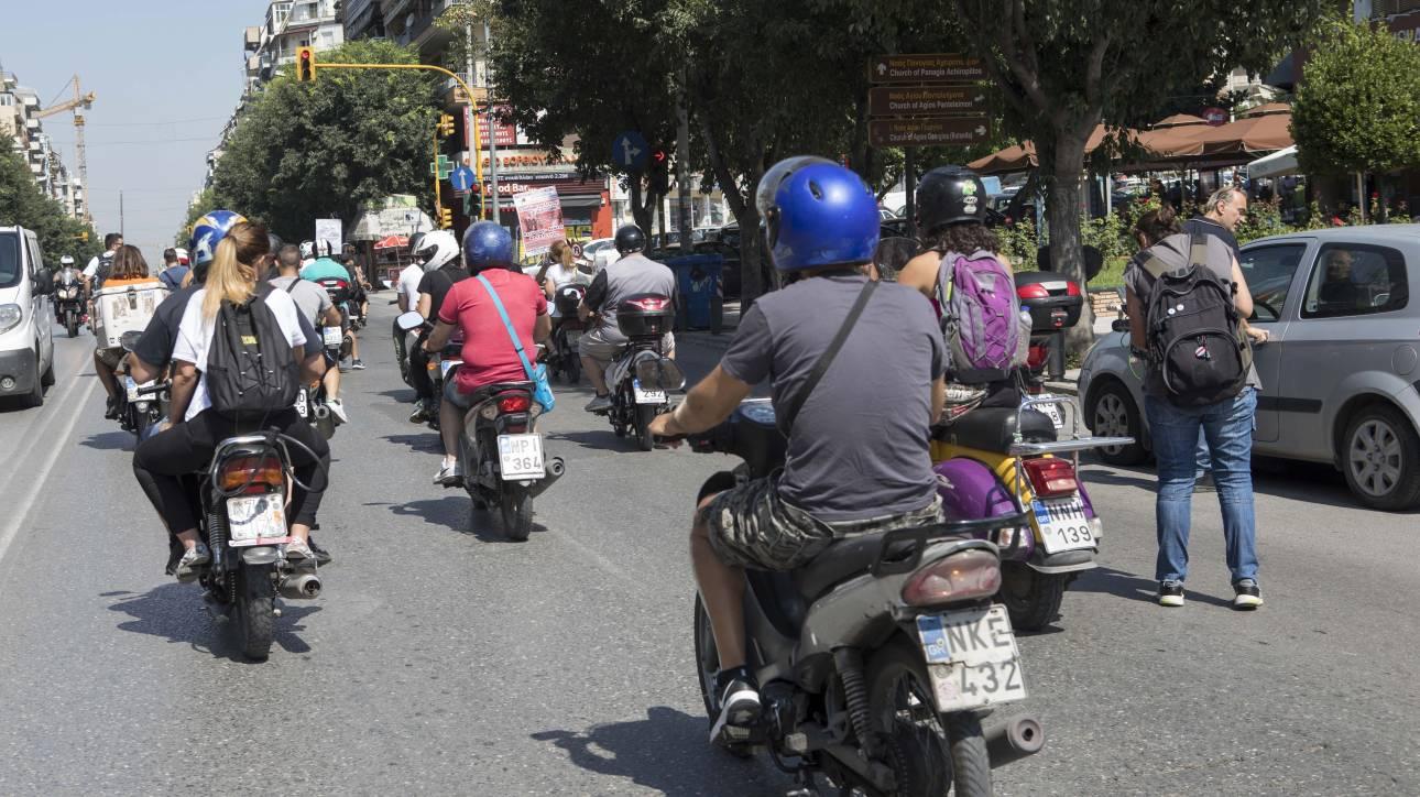 Ο Δήμος Αθηναίων έχασε 276 μοτοσικλέτες αλλά πλήρωνε τα τέλη κυκλοφορίας