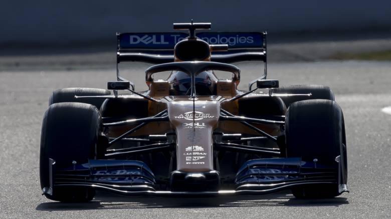 Formula1: Η παράσταση αρχίζει