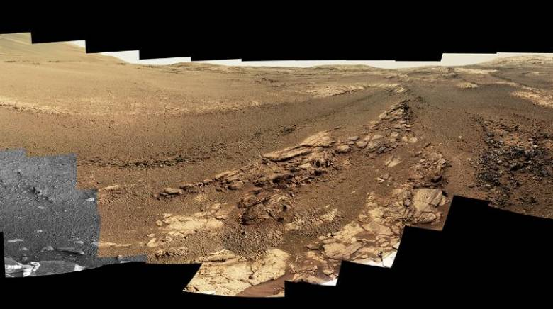 Ένα μαγευτικό πανόραμα κοιλάδας του Άρη: Το… μεταθανάτιο «δωράκι» του Opportunity στην ανθρωπότητα
