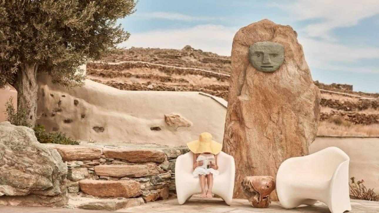 Ταξίδι πολυτελείας στην Τήνο: Πώς το νησί των Κυκλάδων έγινε κορυφαίος luxury travel προορισμός