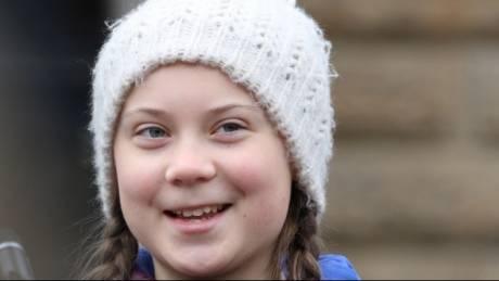 Η νεαρή ακτιβίστρια Γκρέτα Τούνμπεργκ προτάθηκε για το Νόμπελ Ειρήνης