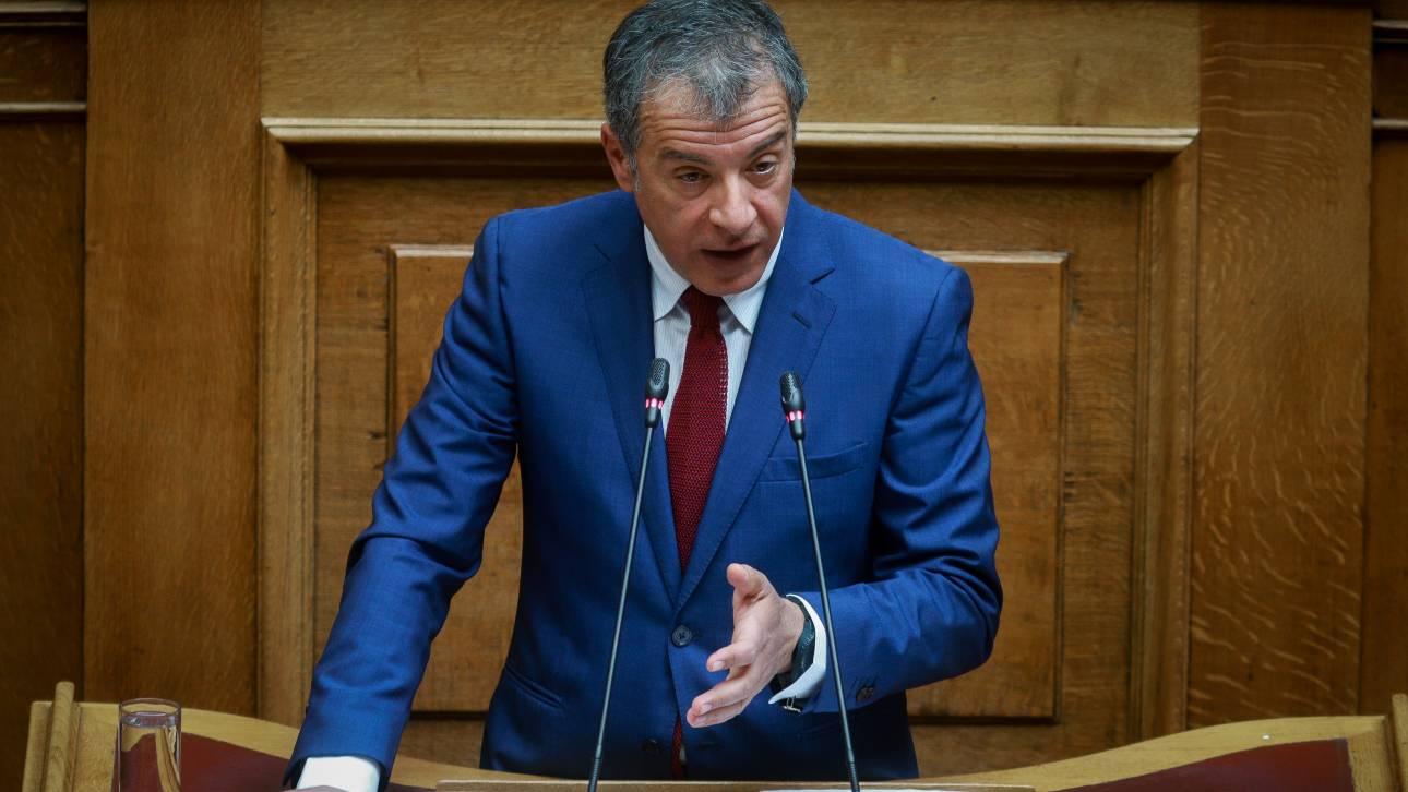 Θεοδωράκης: Είμαστε σε μια Βουλή που δεν ακούει