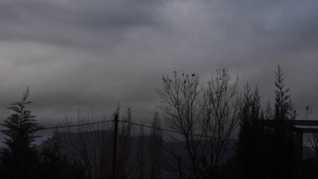 Νέο κύμα κακοκαιρίας πλήττει αρκετές περιοχές της χώρας