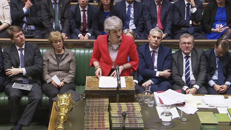 «Ναι» στην παράταση του Brexit από τους Βρετανούς βουλευτές