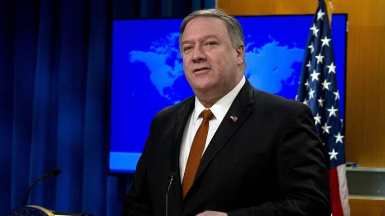 Οι ΗΠΑ απέσυραν ολόκληρη τη διπλωματική τους αποστολή στη Βενεζουέλα