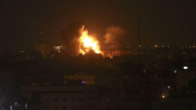 Χάος στο Ισραήλ: Ρουκέτες εκτοξεύτηκαν από τη Γάζα προς το Τελ Αβίβ