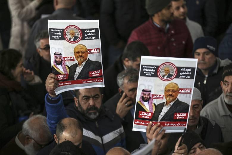 Δολοφονία Κασόγκι: Έκδoθηκαν 20 διεθνή εντάλματα σύλληψης από την Interpol