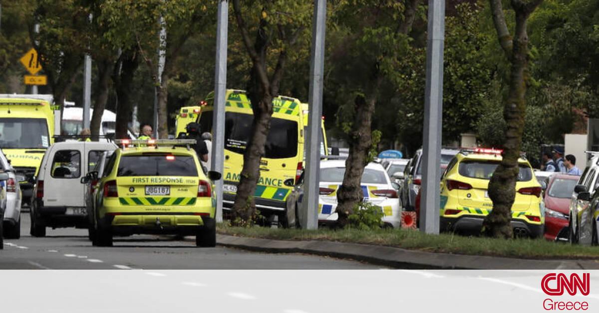 Νέα Ζηλανδία Facebook: Νέα Ζηλανδία: Επίθεση ενόπλων σε τζαμιά