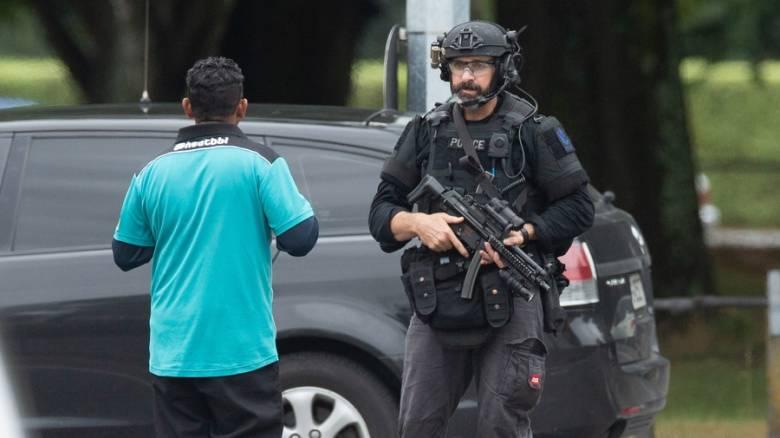 Μακελειό στη Νέα Ζηλανδία: Βίντεο από τη σύλληψη ενός από τους δράστες