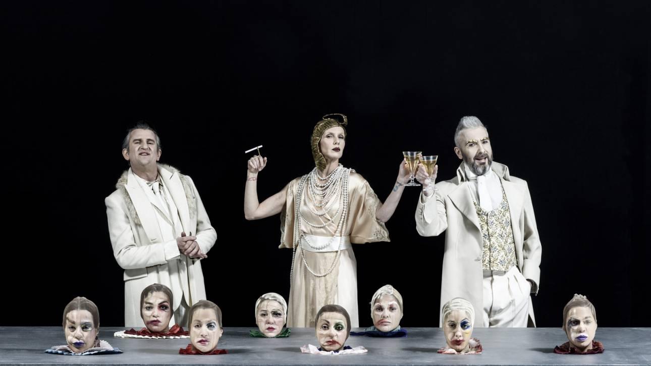 «Ο άνθρωπος που γελά»: Ουγκώ και μουσική στο Εθνικό Θέατρο