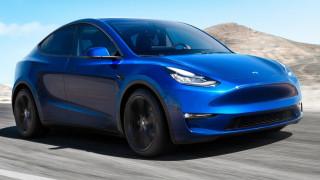 Αυτό είναι το νέο μικρό SUV της Tesla, το Model Y, που θα πωλείται από του χρόνου