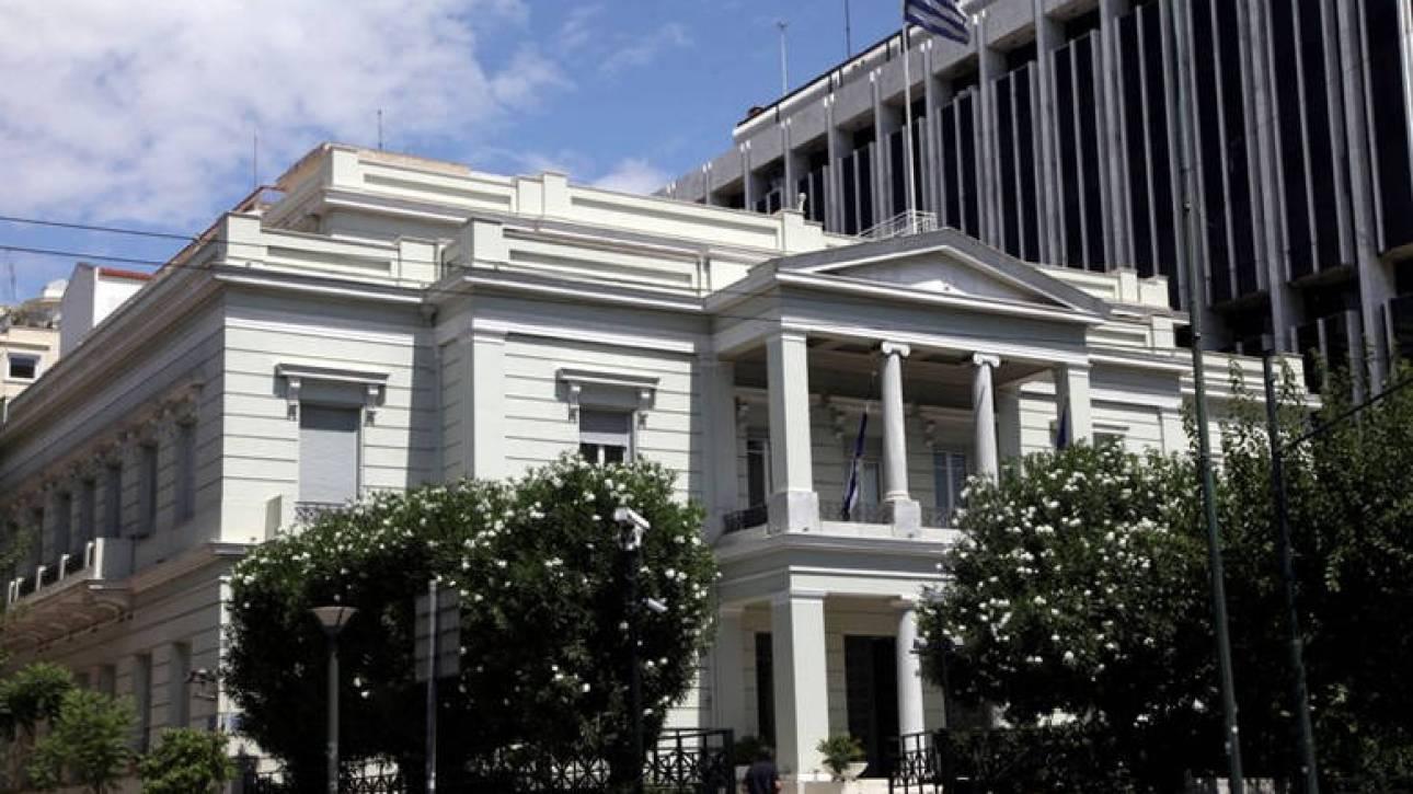 ΥΠΕΞ σε Άγκυρα: Απαράδεκτη η προσπάθεια εξίσωσης της παραβίασης με την αναχαίτιση