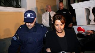 Αποφυλακίζεται η σύζυγος του Γιάννου Παπαντωνίου