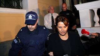 Αποφυλακίστηκε η σύζυγος του Γιάννου Παπαντωνίου