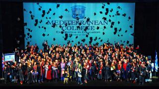 Mediterranean College-39η Τελετή Αποφοίτησης