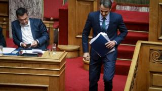 Δημοσκόπηση: Μπροστά η ΝΔ, μειώνει ο ΣΥΡΙΖΑ