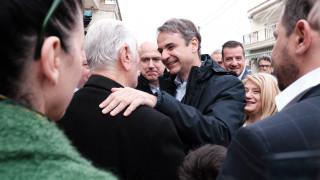 Νέα Δημοκρατία: Εκλογική εξόρμηση σε όλη την Ελλάδα υπό το φόβο της πρόωρης κάλπης