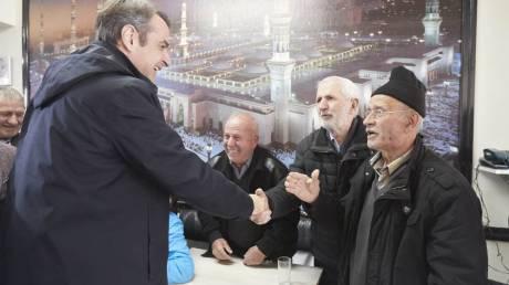 Σε ψηφοφόρο του ΣΥΡΙΖΑ «έπεσε» ο Μητσοτάκης στην Ξάνθη (pics)